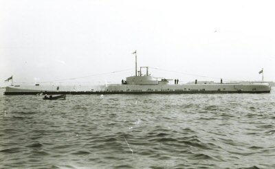 H.M. Submarine Grampus