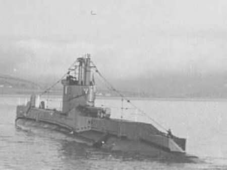 H.M. Submarine Scotsman