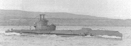 H.M. Submarine Sea Devil