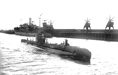 H.M. Submarine Shakespeare