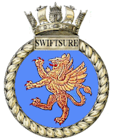Swiftsure Crest