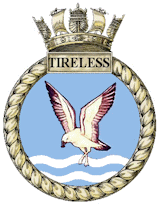 Tireless Crest