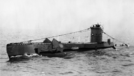 H.M. Submarine Untiring