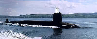 H.M. Submarine Vanguard